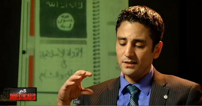 Khalil NBC Terrorist
