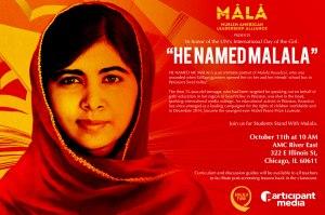 Malala Flyer